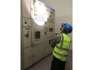 变压器直流屏高压柜绝缘子带电清洗养护
