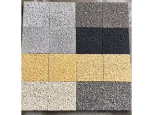 生态石-PC砖-仿石砖-仿石材路面砖