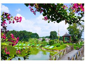长沙一日游去哪里好玩,去罗王古寨农庄啊,好玩又实惠