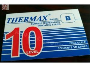 THERMAX测温纸10B 温度标签77-127℃