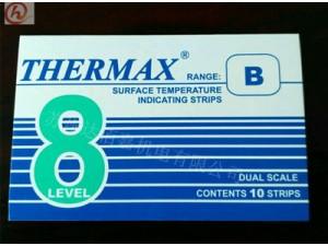 原装THERMAX测温纸/热敏试纸8级37-260度
