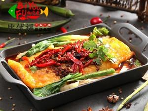 铁板烤鱼饭成本多少,食堂档口比优福小份烤鱼加盟费多少钱