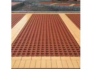 混凝土透水砖-陶瓷透水砖-砂基透水砖-生态透水砖-荷兰砖