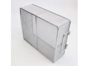 生产厂家不锈钢超声波清洗篮