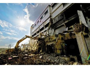 江苏专业拆除公司承接化工厂拆除拆迁回收