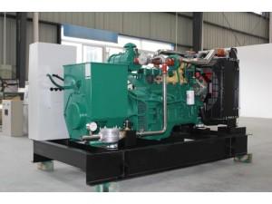 康明斯100kw天然气发电机组
