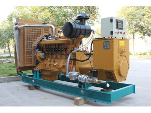 上柴200kw燃气发电机组