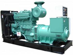 康明斯柴油500kw发电机组