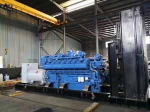 玉柴柴油1600kw发电机组