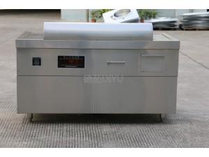 重庆15KW铁板煎鱼炉 德茹电磁煎牛排扒炉生产制造商