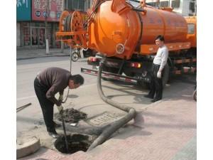 苏州相城区抽污泥抽淤泥抽泥浆清理