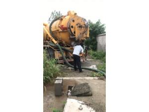 苏州新区抽污泥抽淤泥抽泥浆清理