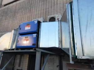 北京油烟净化设备安装
