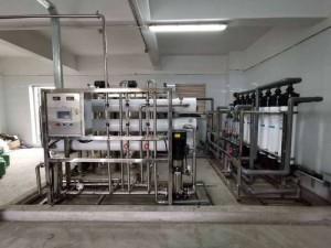 苏州水处理设备 纺织厂生产用水设备 中水回用设备