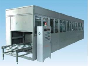 临0排放全自动机械臂碳氢真空除油超声波清洗机