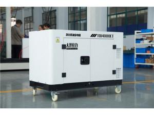 大泽动力TO14000ET柴油发电机