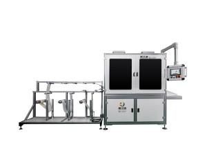 山东潍坊垃圾渗透DTRO反渗透膜焊接设备生产制造商
