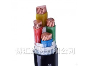 铜芯聚氯乙烯绝缘架空电缆 宁晋博汇