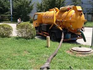 常熟污水池清理清淤抽污水