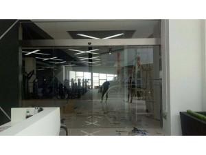 高碑店安装自动门感应门承接维修业务