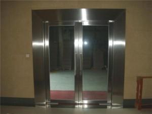 北京市媒体村专业安装自动门维修感应门
