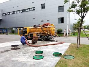 苏州工业园区专业管道清洗疏通污水池清理