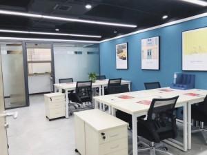 能短租10至100平办公室,配家具。租金含水电费