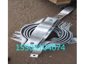 本厂备有各类型号扁铁抱箍,可按要求定制,欢迎来电咨询
