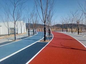 新都区 生态透水路面 透水混凝土增强剂 制造厂