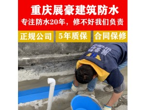 重庆防水补漏卫生间防水补漏卫生间漏水防水补漏免费上