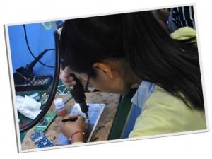 南昌手机维修培训月入3万的好工作