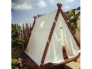 帐篷户外厂家批发3-4人5-8人全自动防暴雨露营大帐篷