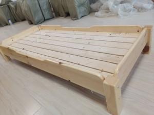 江西厂家供应儿童木质午休床